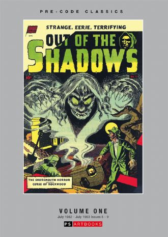 Pre-Code Classics Out Of The Shadows  Volume 1